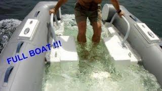 getlinkyoutube.com-Nautica CAT 20 RIB Search & Rescue Boat