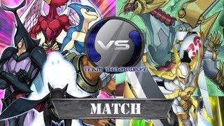 getlinkyoutube.com-Neo Spacian vs Zexal Weapons Match