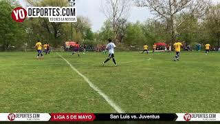 San Luis vs. Juventus Liga 5 de Mayo Verano 2018