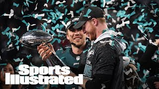 Carson Wentz, Nick Foles Friendship Creates Ideal QB Situation | SI NOW | Sports Illustrated