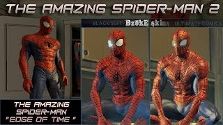 getlinkyoutube.com-The Amazing Spider-Man 2 The Amazing Spider-Man skin [BzekE Skins]