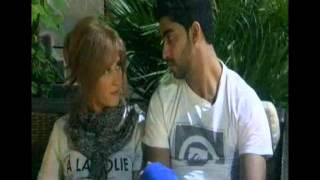 getlinkyoutube.com-مينا و كنزة صار الحكي  جروب القبطان مينا و الباربي كنزة