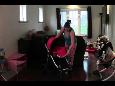 City Select Double Stroller Review