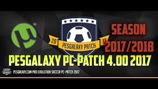 getlinkyoutube.com-Pesgalaxy Patch 2017 2.00 ALL IN ONE (ULTIMATE PATCH) TORRENT