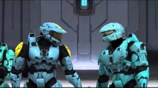 getlinkyoutube.com-Red vs Blue : turn down for what