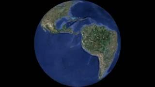 getlinkyoutube.com-Earth Rotation - Silent Animation