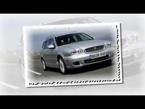 Oбзор Jaguar X Type Estate Ягуар Х Тайп универсал