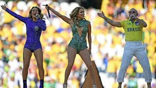 getlinkyoutube.com-We Are One (Ole Ola) World Cup Jennifer Lopez, Pitbull, Claudia Leitte (HQ)