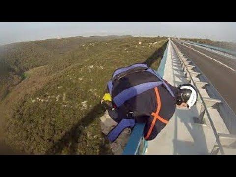 BASE jumping. LD 11