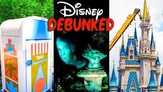 Top 7 Disney Myths & Secrets Debunked width=