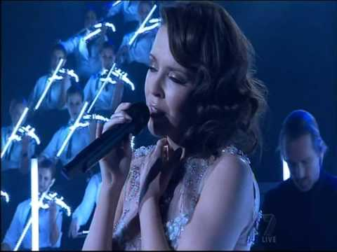 Kylie Minogue - I Should Be So Lucky - X Factor Australia 2011 Grand final decider