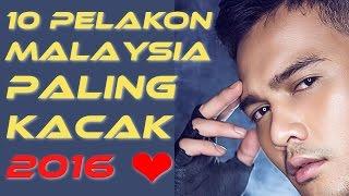 getlinkyoutube.com-10 PELAKON MALAYSIA TERKACAK 2016 | 10TER