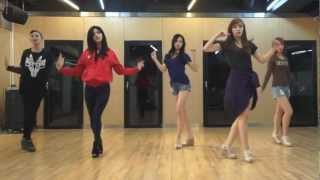 getlinkyoutube.com-EXID - Every Night mirrored Dance Practice