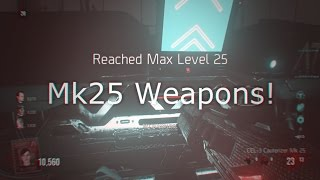 getlinkyoutube.com-AW Exo Zombies - Mk25 Weapons! - Cel-3 Cauterizer Mk25! - Aftermath Easter Egg Gameplay