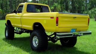 getlinkyoutube.com-1979 ford f250 460 500hp