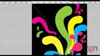 getlinkyoutube.com-การกราฟฟิกแบบ ฟุ่งๆๆ กระจายใน illustrator