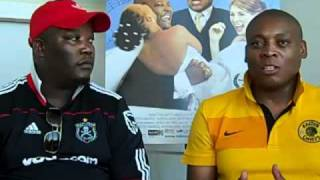 Kenneth Nkosi and Rapulana Seiphemo: