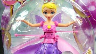 getlinkyoutube.com-Fairy Princess / Latająca Wróżka Księżniczka - Flutterbye - Cobi - 35822 - MegaDyskont.pl