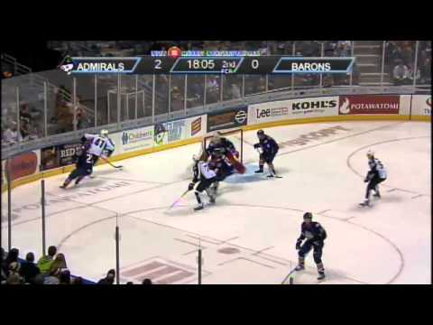 Full Game Highlight of Admirals burning the Barons