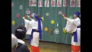 島のブルース ~ 日本舞踊