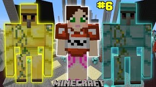 getlinkyoutube.com-Minecraft - City - GOLEM ARMY CHALLENGE [6]