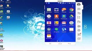 getlinkyoutube.com-اظهار شاشة الهاتف على الكمبيوتر باسرع واسهل طريقة