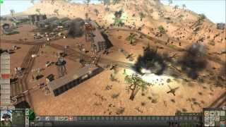 getlinkyoutube.com-Men of War Assault Squad: Cold War Mod Preview #4