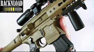 getlinkyoutube.com-Sig Sauer MCX (C02) **FULL REVIEW** by RACKNLOAD