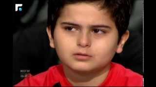 getlinkyoutube.com-الطفل الذي أبكى محامي برنامج عل أكيد | Kid Makes Host Cry