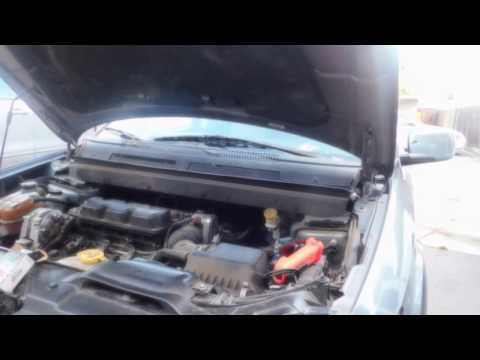 Crankshaft Positioning Sensor 09 Dodge Journey, 3.5 and 2.5 L