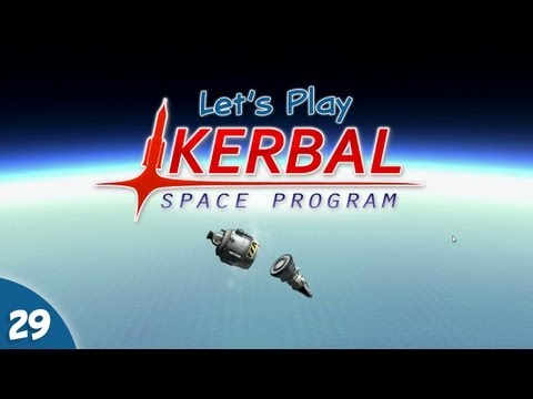 Kerbal Space Program - Lawn Dart