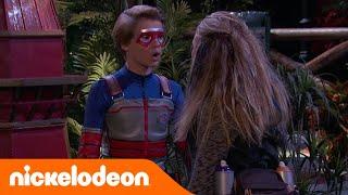 getlinkyoutube.com-Henry Danger | Henry incontra una cattiva ragazza | Nickelodeon