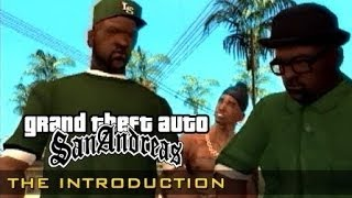 "GTA: San Andreas: ""The Introduction""  [HQ] [SUB: MULTI5]"