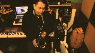 getlinkyoutube.com-Mimpi -  Anggun Saxophone Cover