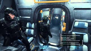 Star Citizen Alpha 2.1 PTU - Freelancer Multicrew Adventure Time!