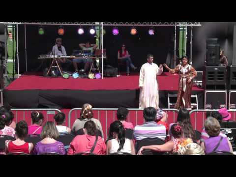 Dfil marocain par Caftan Elegance/10me Festival Culturel et Sportif du FC Anatolie