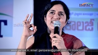 getlinkyoutube.com-How to Become IAS  by Ms Padma Pothukuchi at IMPACT