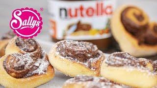 getlinkyoutube.com-Nutella-Herzen / schnelles Rezept zum Valentinstag