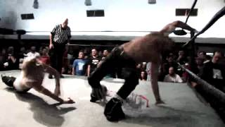 The Young Bucks Vs The World's Cutest Tag Team ★ PWG Eleven ★ Highlights