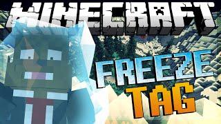 getlinkyoutube.com-Minecraft FREEZE TAG Minigame w/ JeromeASF & HuskyMudkipz!