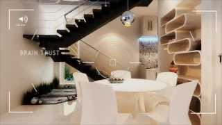 getlinkyoutube.com-3D Villa, 3D Walkthrough, Animation, FUTURE VILLE, chennai, india - BRAIN TRUST 3D WALKTHROUGH