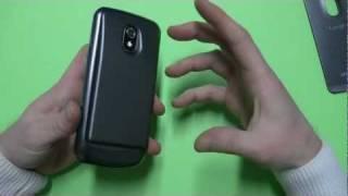 getlinkyoutube.com-Extended 3500mAh Battery for Samsung Galaxy Nexus I9250 batteria maggiorata