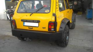 getlinkyoutube.com-Lada Niva greece