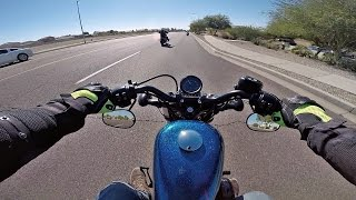 getlinkyoutube.com-2016 Harley Davidson Forty-Eight - Test Ride Review