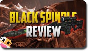 """getlinkyoutube.com-Destiny Game """"The Taken King"""" """"Black Spindle"""" Review (Destiny TTK Exotic Sniper Review)"""