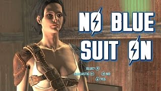 getlinkyoutube.com-Fallout 4: Piper Reacts to Not Wearing the Blue Suit
