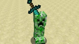 getlinkyoutube.com-Minecraft Sculptures with Armor Stands