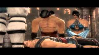 getlinkyoutube.com-Mortal Kombat 2011 Story Mode Part 11