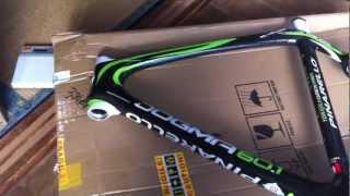 getlinkyoutube.com-CHINARELLO DOGMA arrived LOL 中華カーボン到着