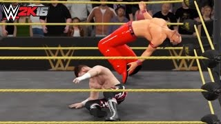getlinkyoutube.com-WWE 2K16 Top 10 Moves of Shinsuke Nakamura! (PS4)